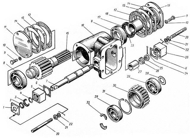 Корпус КВП КС-3575А КС-3575А.14.101-1 (поз.16)