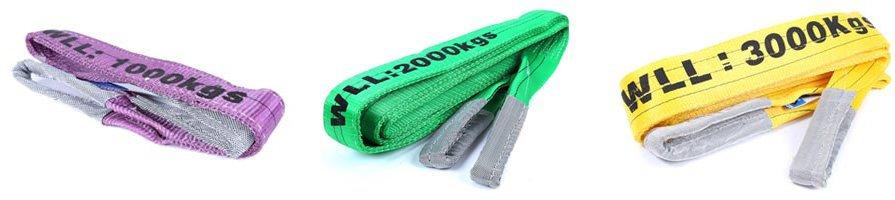 Стропи текстильні петлеві СТП купити